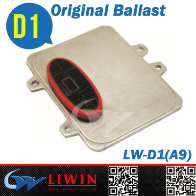 Low Defective high quality LW-D1(A9)slim ballast d1s/d1r tuv hid ballast