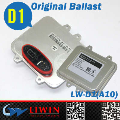LW oem xenon hid lights control unit 35W AC wire hid ballast kit xenon d1s d1r