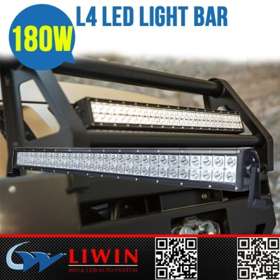 LW 10-30v wholesale led light bar IP67 180W LW suppliers in china roof light bar bar table with light security light bar for motorcycle ATV SUV