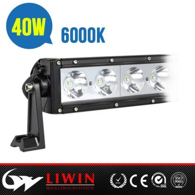 Liwin wholesale high quality cree 20w 40w 60w 80w 120w 160w 180w 240w led light bar for car with 12v waterproof led light bar