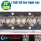 liwin best price 10-30V 23.2inch 100w led bar light for 4X4 SUV UTV motorcycle light tractor lights ip67 led commercial lighting bar