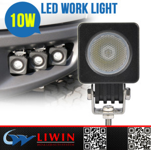 LW factory wholesale 10-30v led work light 2inch 9w 12v cre e led work lights