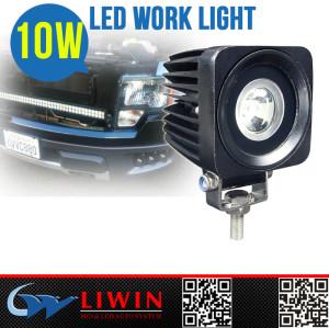 LW 10-30v 2inch cre e led road work light 10w 12v super bright led working light
