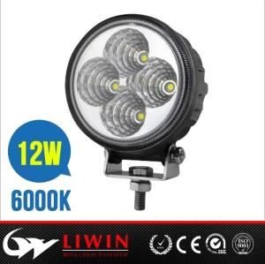 lw 100% waterproof spot beam led square working light 10-30v 3.2inch 12w hot sale 12w led work light headlamp for Murcielago