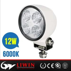 lw 10-30v 3.2inch led working light 12w 24v led truck work lighting