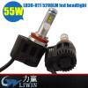 Hottest auto work lights 55W 5200LM H11 car led lighting