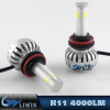 12-24V led working light 40w 4000lm Factory supply cob 40w automobile&motorcycles led headlight 6000k
