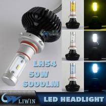 LED Auto Headlight Bulb H11 880 881 Car Led Headlight Replace Halogen And HID Kit Car Bulb 50W Led Headlamp Light
