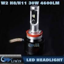 High Quality Super White 4600LM 12V Led Car Headlight Bulb 30W Led Headlight Bulb