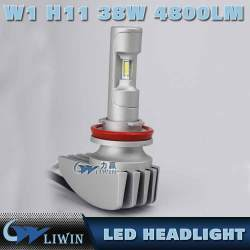 Led Car Headlight H1 H3 H7 H11 H4 880 881 9006 9005 Comin Led Headlight 9-30V High Power Led Headlight Bulb H7