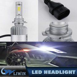 El coche de la fábrica llevó la luz principal de 4200Lumens 36W 9005 llevó la linterna principal llevada coche del coche de la linterna del coche llevó la linterna