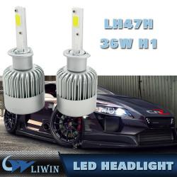 La venta caliente g6 llevó la linterna llevada brillante estupenda H1 H3 H7 H11 H4 9006 9005 de la lente llevada del proyector de la linterna del proyector