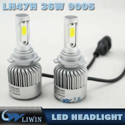 Nuevo h1 h3 llevó la lámpara principal H8 H9 H11 H4 H7 llevó la bombilla de la linterna para 9005 9006 coche auto llevó el kit de la linterna