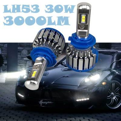 Automobiles &Motorcycles Car Accessories Car Led Light Led Driving Light T1 H4 Led Headlight Car Led Headlight new car logos with names