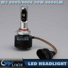 car h4 led headlight bulbs 60W 9200LM P hilips LED Headlight H4 Hi/Lo IP67 10000 lumen led headlight hot sale led door ghost shadow projector lights