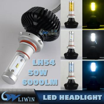 LED Auto Headlight Bulb H11 880 881 Car Led Headlight Replace Halogen And HID Kit Car Bulb 50W Led Headlamp Light new car logos with names