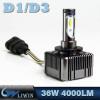 LVWON 9-36V 36W 4000LM Car Led Fog Light Bulb D1S D2S D3S 6000K Led Lights For Motorcycle hot welcome door light