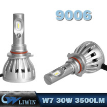 LVWON Auto Parts Phillips G6 Motorcycle Led Headlight Kit L6 Car Led Headlight 30W 3500lm 12V 24V Led Headlight hot all cars names and logos