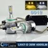 LVWON Car 36W 4000LM 6000K 9012 LED Head Light Lamp Headlight Foglight Kit For AE110 Headlights ghost shadow light