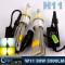 LVWON Newest Generation H1 Car Led Headlights With 360 Degree Beam 30W 33000lm Kit H7 Led R6 cree chip 12v 3w 5w car badge logos
