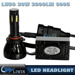 Новый продукт супер яркий 4800LM CAR привел Reading Light 40W фиты Чип H11 Auto привело фару горячие н13 привели свет