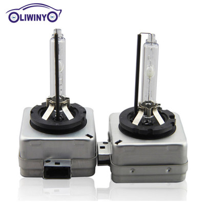 Wholesale D1 Headlight Bulb Factory Supply D1 HID Xenon Bulb 12V 35W HIDBulb D1s Xenon Bulb D1s High Quality