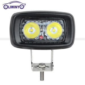 10w high quality boat work light 3inch Universal Work light for Truck/Tractor/4x4/Off Road/ATV/Vehicle/Bus