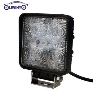Install light resource easily led working light manufacturer 15w Offroad Auto led work light , led headlight , led driving light