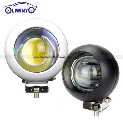 Super bright lamp for off-road vehicles and truck 4.2 inch 25w led auto driving light