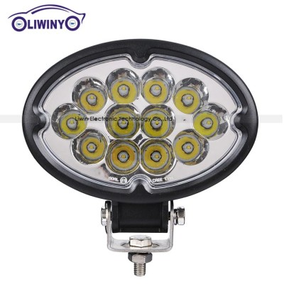 liwiny hottest magnetic work light 10v-30v 7 inch 36w off road light super bright