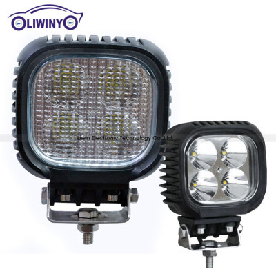 liwiny hottest magnet work light 5 inch 40w work lamp led
