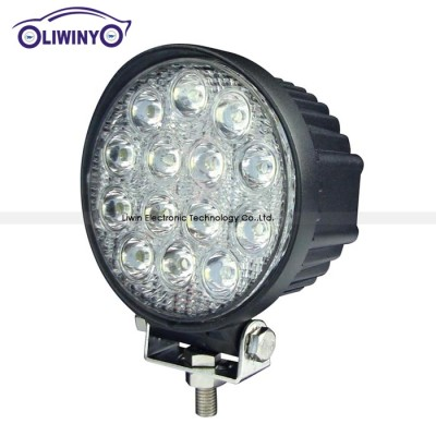 liwiny hottest construction working light 4.5 inch 42w 12v led boat lights