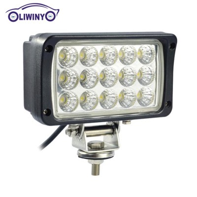 liwiny super led sewing machine work light 6 inch 45w 12v 24v led car light