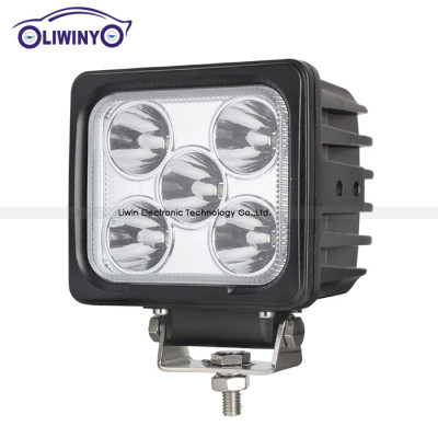 liwiny 5inch 50w Wide operating voltage range high brightness led work lights
