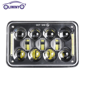 liwiny super offroad work light 5 inch 60w led driving lights