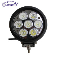 liwiny auto car work light 6 inch 70w Led truck lamp
