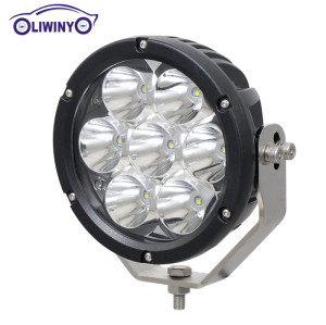 liwiny hottest working principle of tube light 6 inch 70w led driving work light
