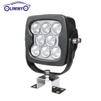 liwiny hottest work light lamp 5.5 inch 80w led work offroad light