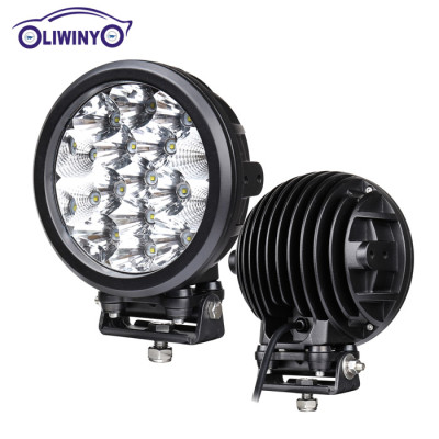 liwiny hottest power work light 7 inch 80w led truck work lights