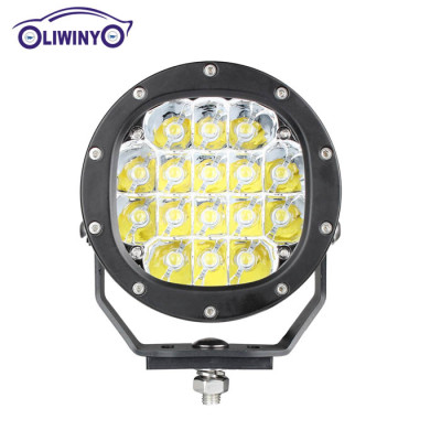 liwiny hottest fluorescent work light 5 inch 80w led work lights for vehicles