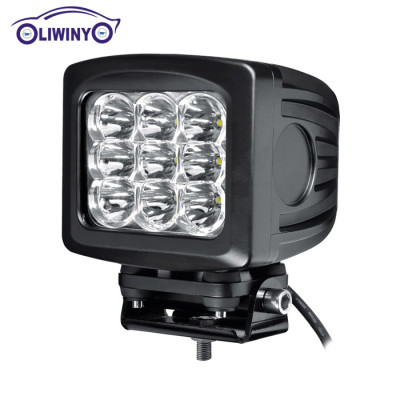 liwiny hottest standing work light 5.2 inch 90w cre led driving work lights