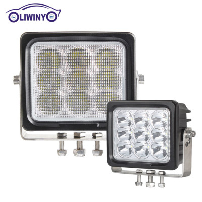 liwiny 10-30v auto work lights 6 inch 90w factory led work lamp