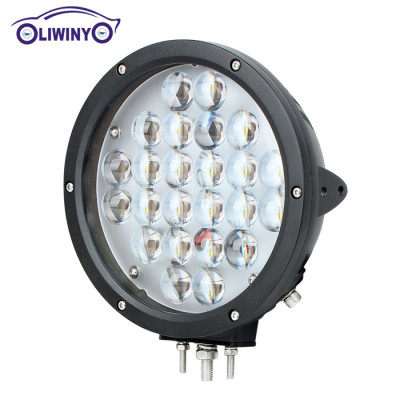 liwiny 10-30v cree work light 9 inch 120w truck led offroad worklight