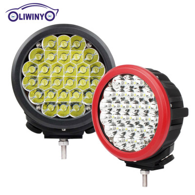 liwiny hottest smd work light 7 inch 140w led light driving bar