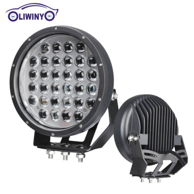 liwiny 10-30v xenon work light 9 inch 320w long life led driving light