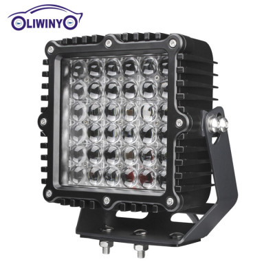 liwiny 10-30v work light stand 9 inch 360w 12v car led work light