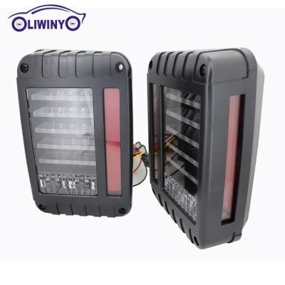 liwiny led magnetic work light LW-TL03 new led  tail light for jeep
