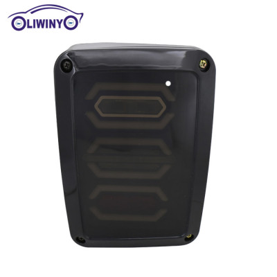 liwiny new product led truck work lights 4th led tail light for jeep