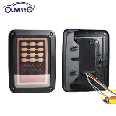 liwiny 12v-24v LW-DS98C car led tail light wholesale alibaba floor lamp accessories