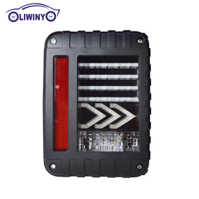 liwiny LW-DS98B car led tail light for jeep hid xenon working light lamp